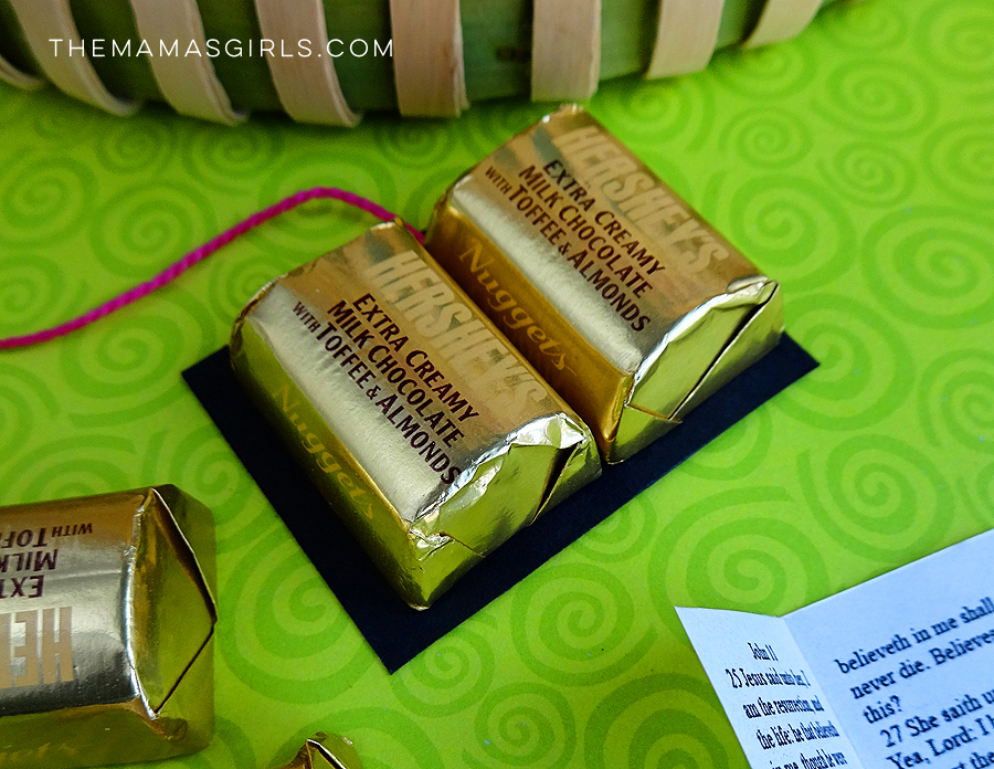 Easter Scripture Candy