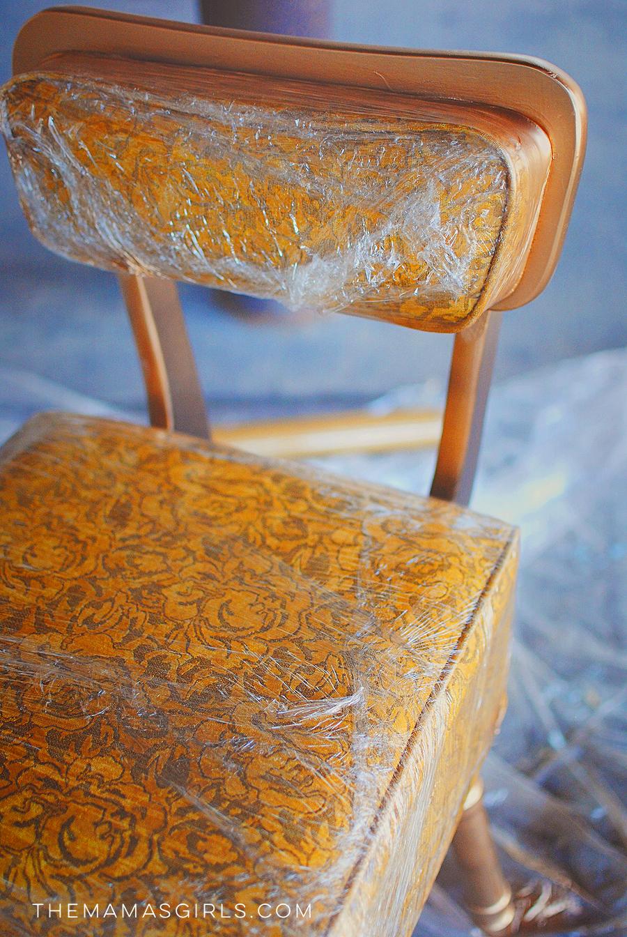 painting furniture tip