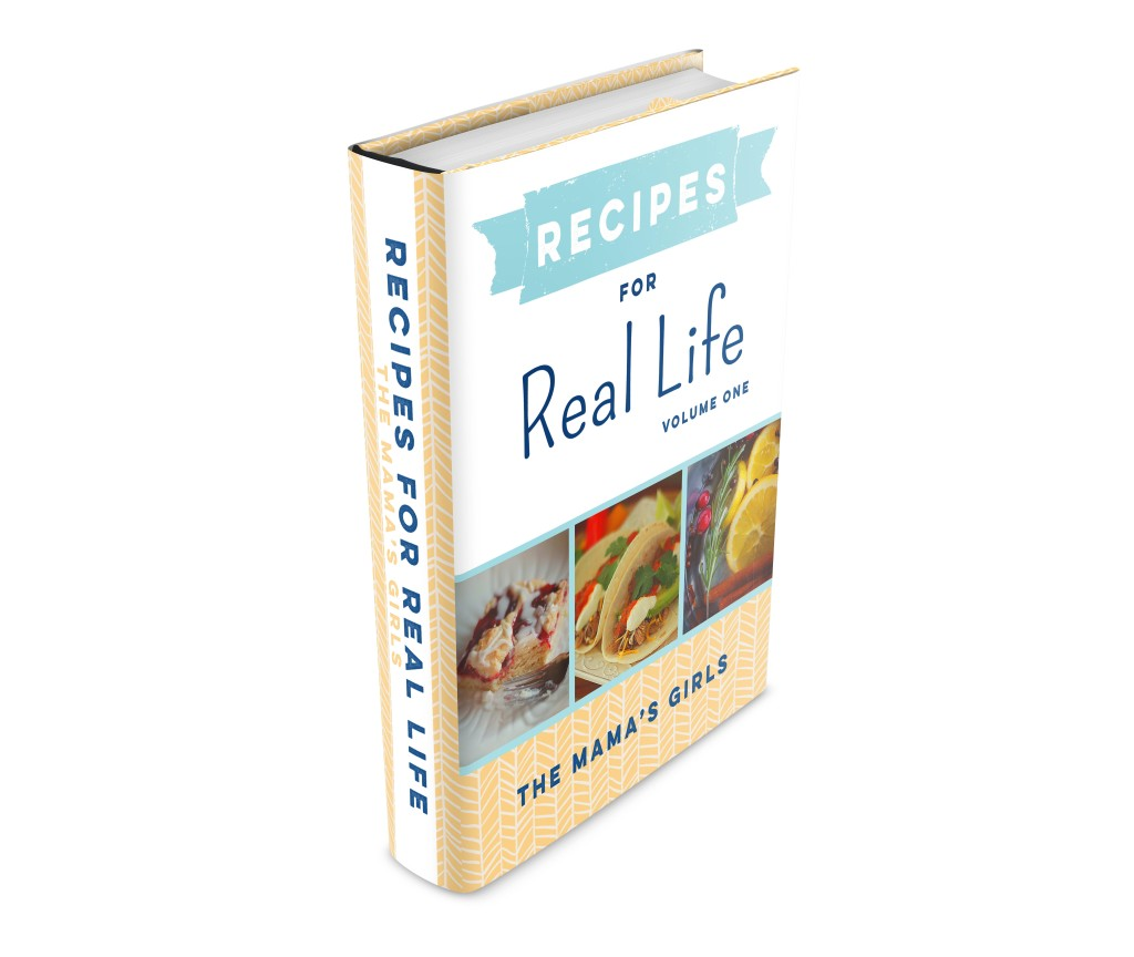 recipes for real life 3 cover