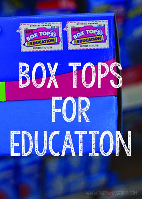 Box tops Header