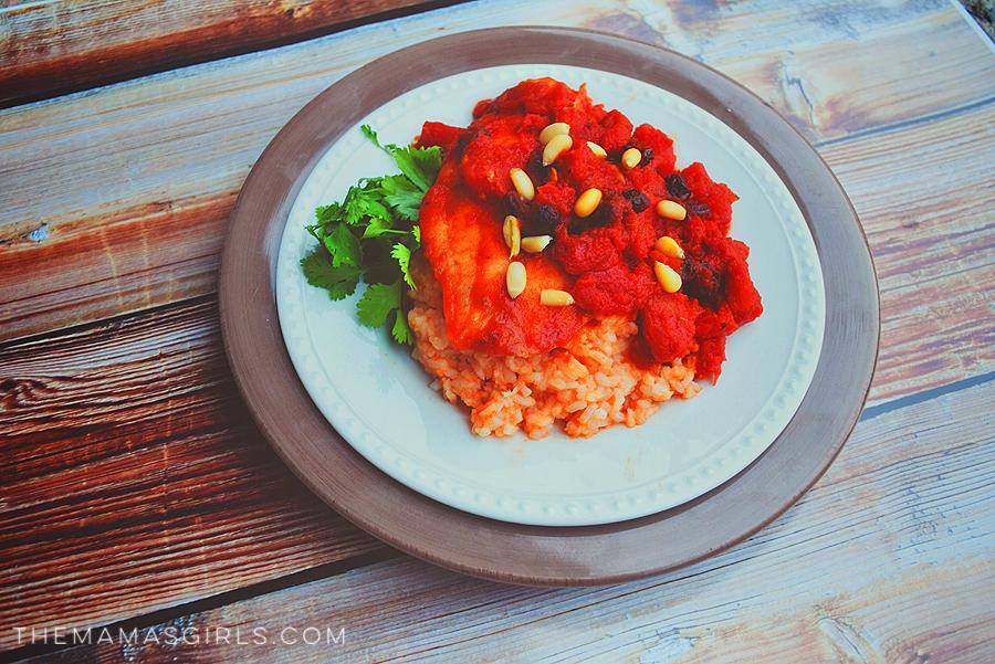 Poached Tilapia in Tomato Bomba 2
