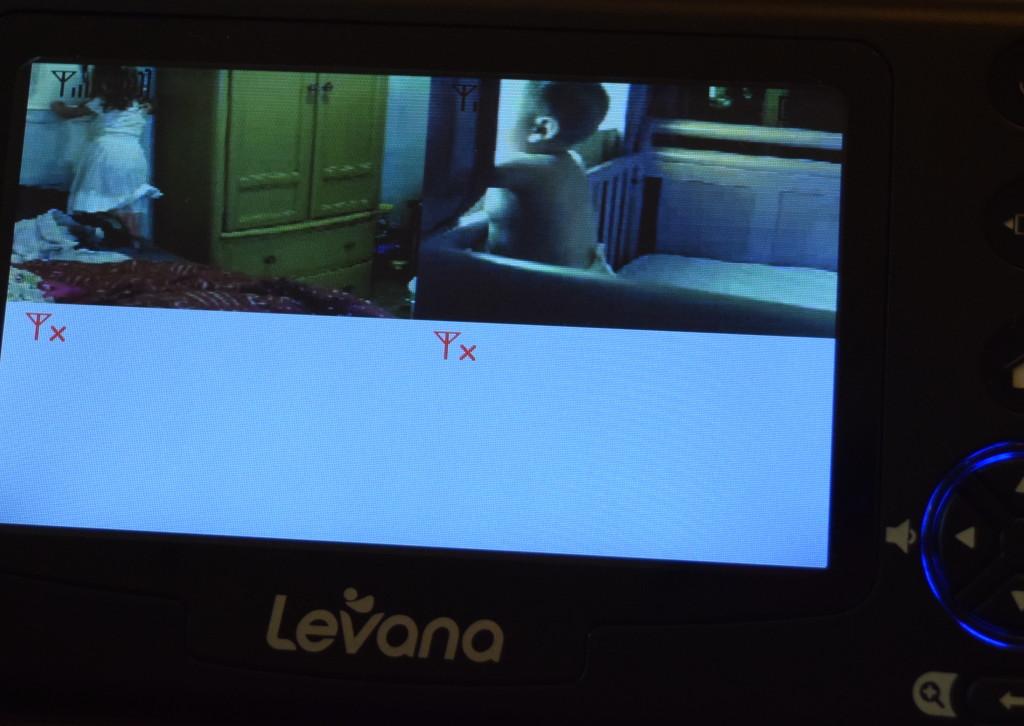 leavana baby monitor