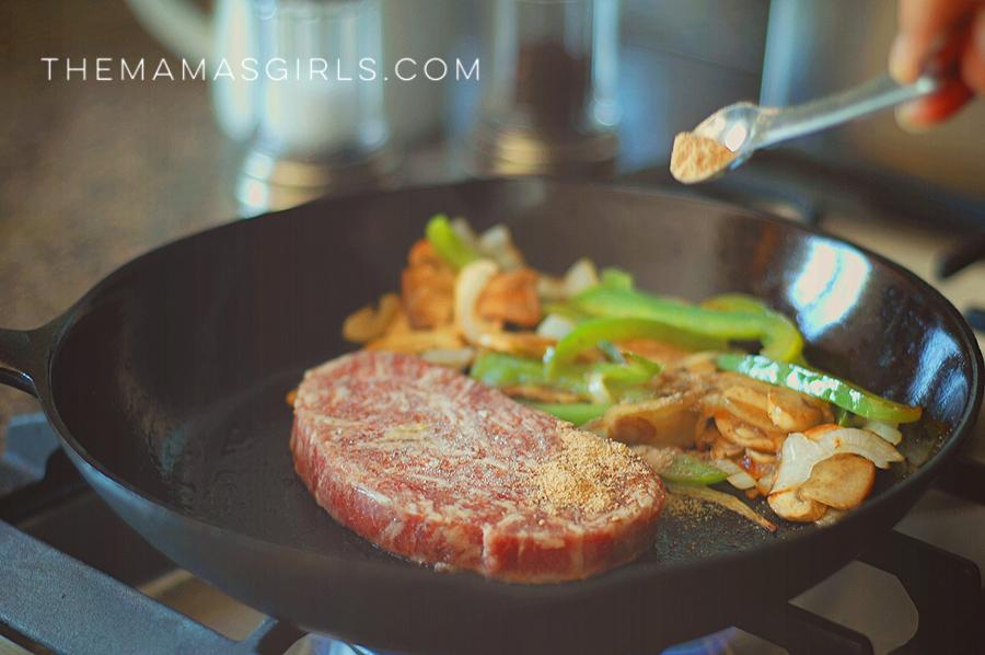 Steak & Everything Sandwiches 1