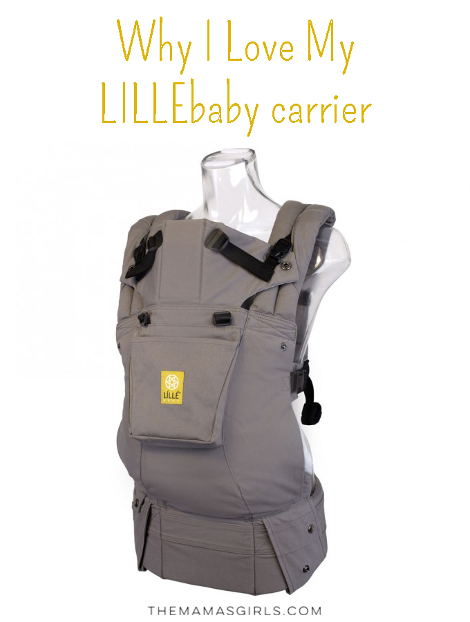 Lillebaby baby carrier review