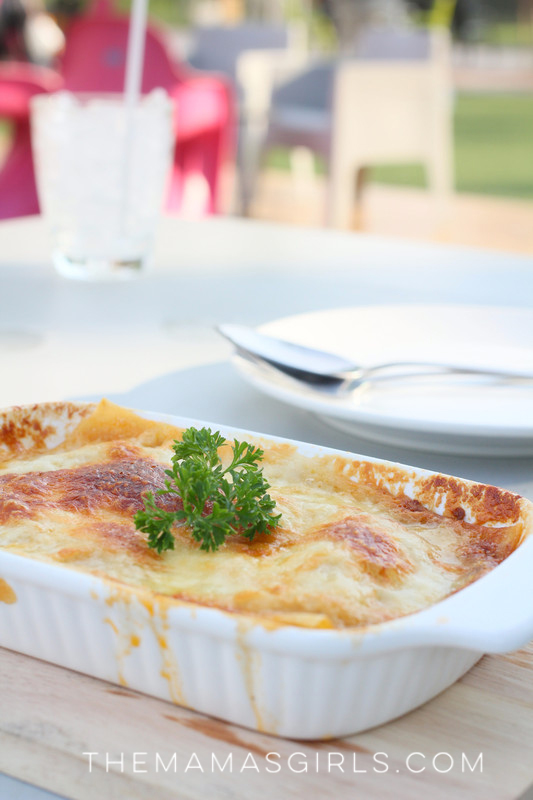 Lasagna Bertolli tips
