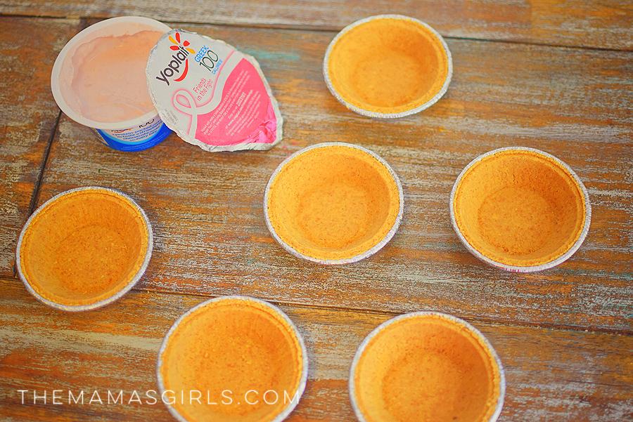 Yoplait Frozen Mini Pies 2
