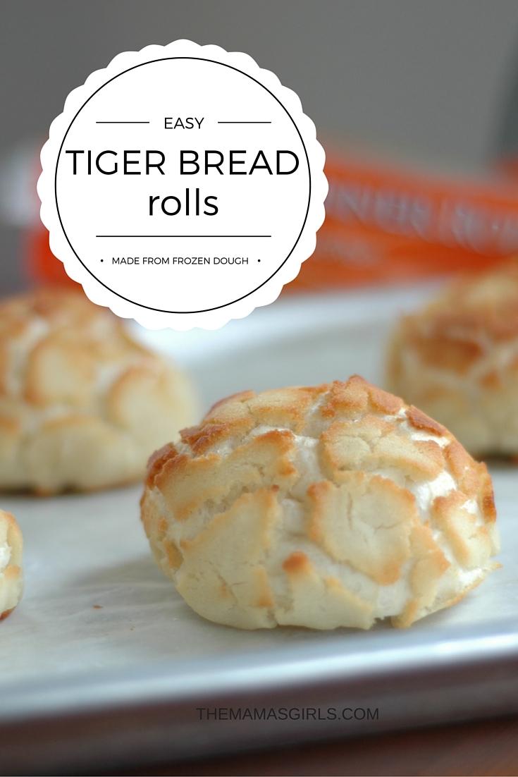 TIGER BREAD ROLLS