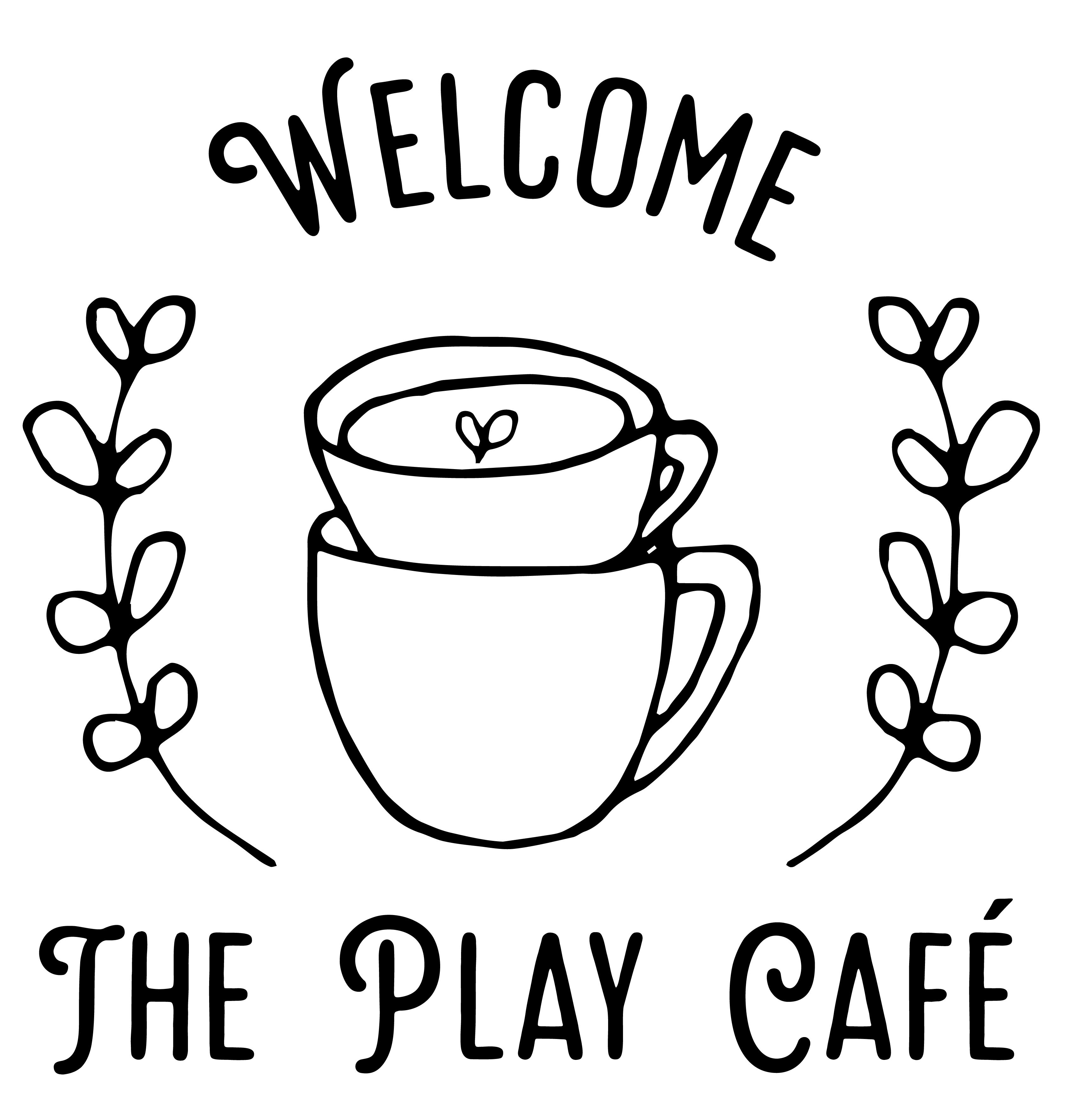 Play cafe logo