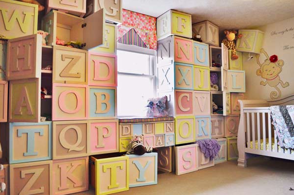 toy room ideas blocks