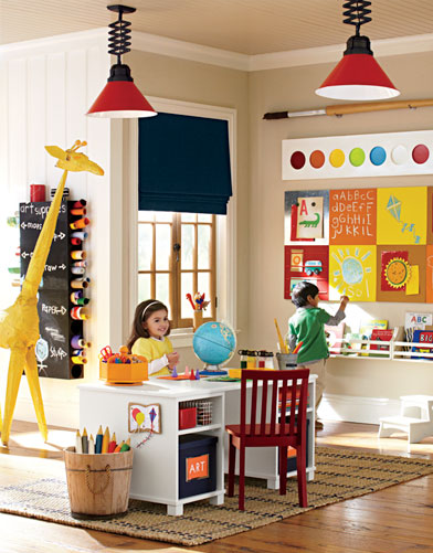toy room ideas pottery barn