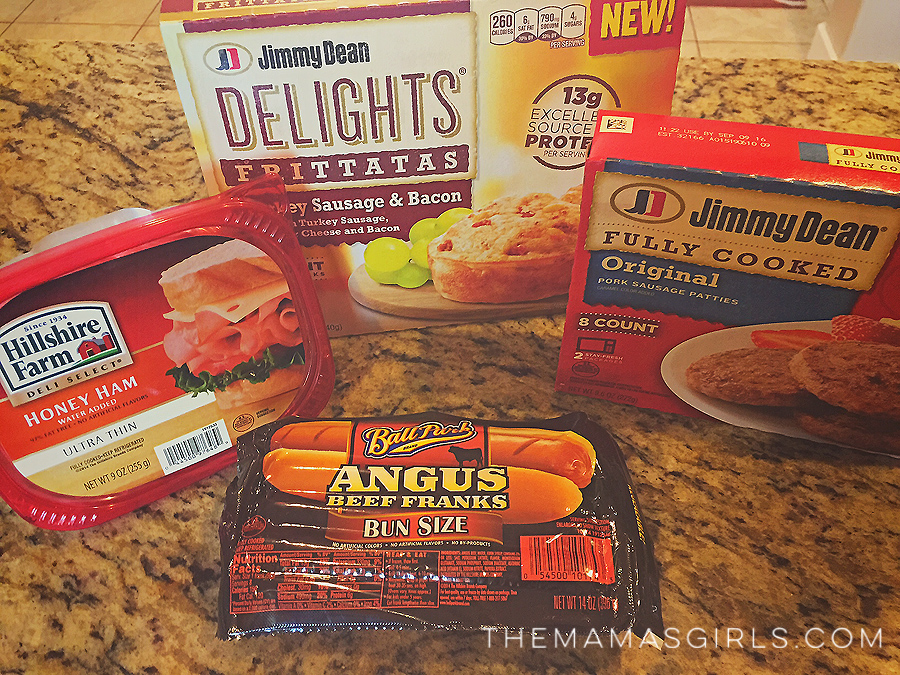 jimmy dean products