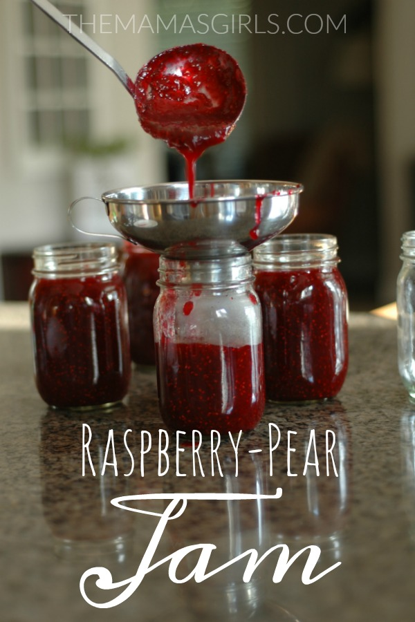 raspberry-pear-jam-themamasgirls-com