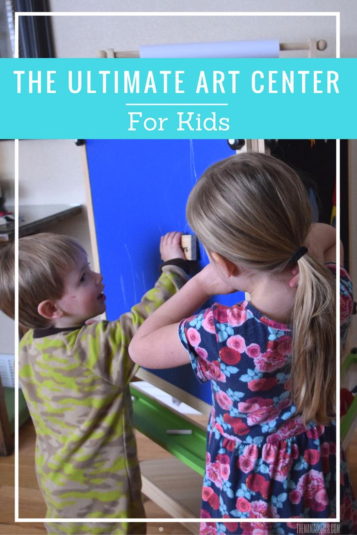 best art center for kids
